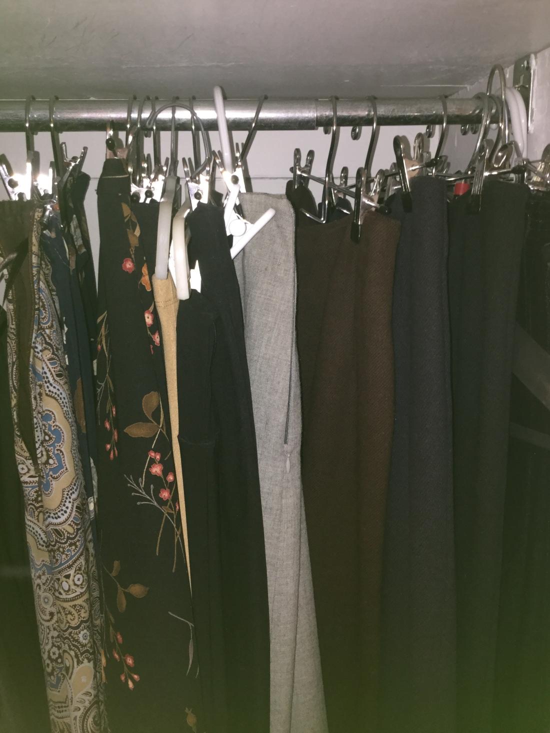 Closet- skirts