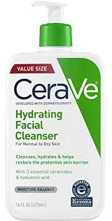 Cerave cleanser